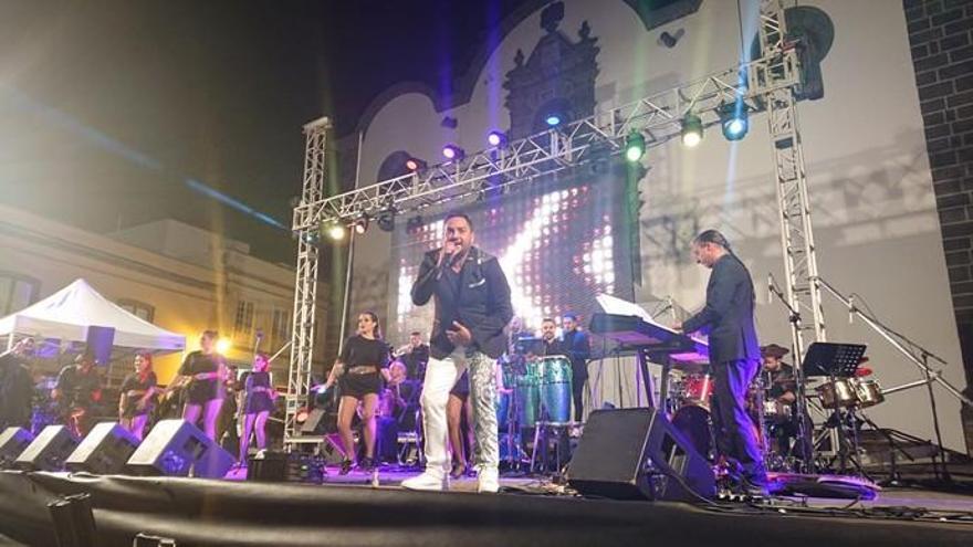 La resurrección de Manny Manuel en el Carnaval de Güímar
