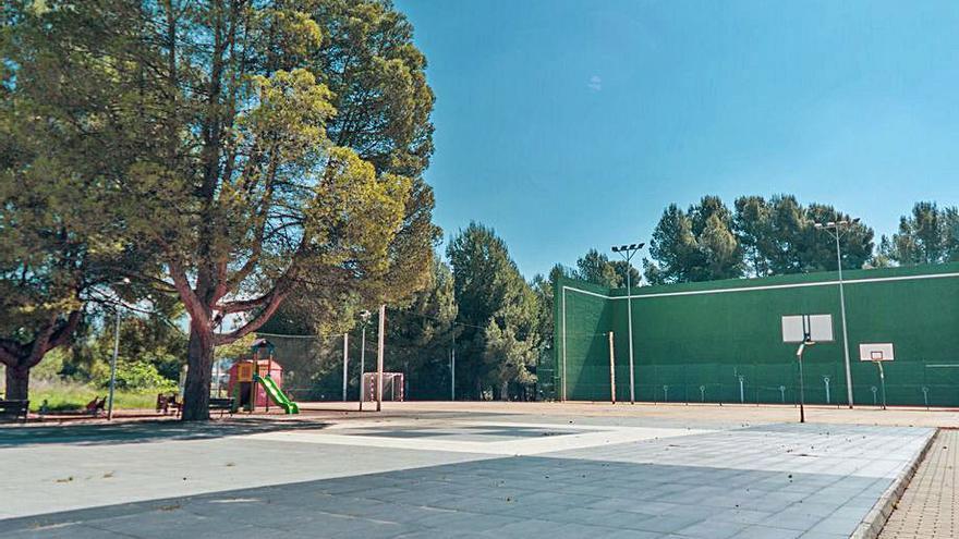 L'Alcora remodelará el parque de El Pantano