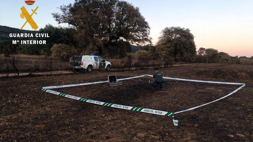 La negligencia de dos agricultores causa de dos incendios forestales en los que se quemaron más de 150 hectáreas