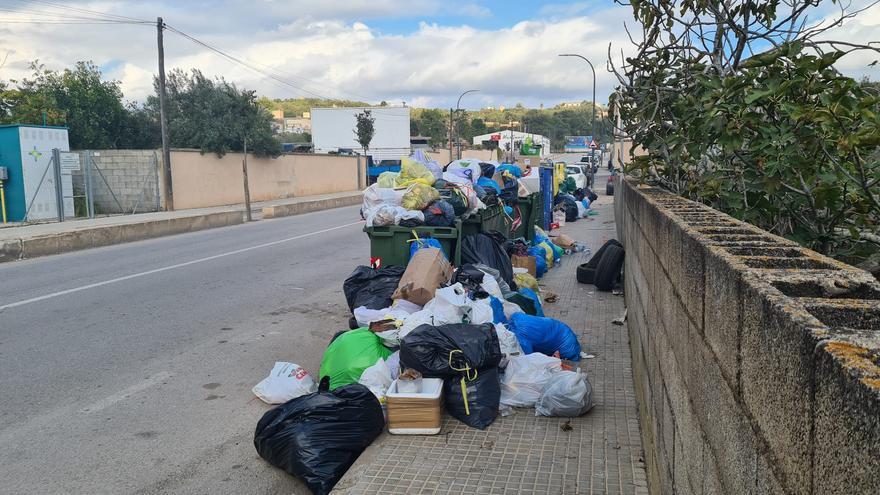 Preocupación por la acumulación de basuras a pocos días de las ferias