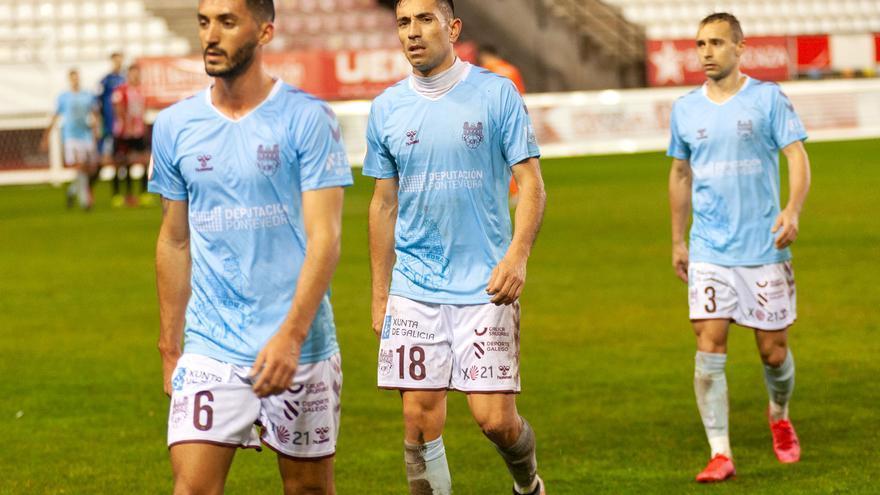 Empate agridulce del Pontevedra en Gijón (1-1)