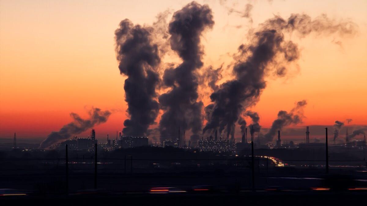Siete millones de muertes al año en el mundo por respirar aire contaminado