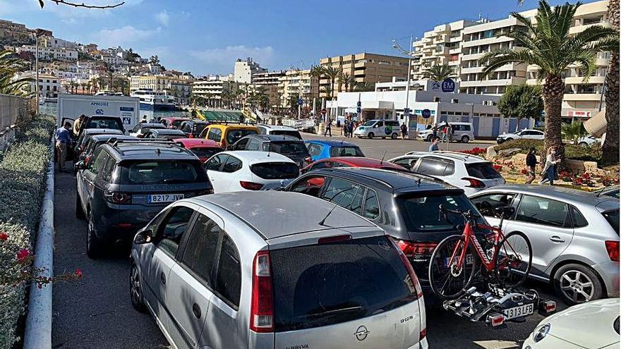 Las reservas para circular en verano en Formentera ya se pueden cerrar