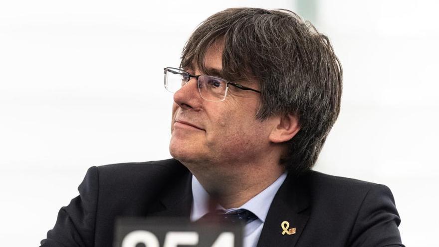 La Fiscalía del Supremo no ve delito en Puigdemont por la gestión de Aguas de Girona