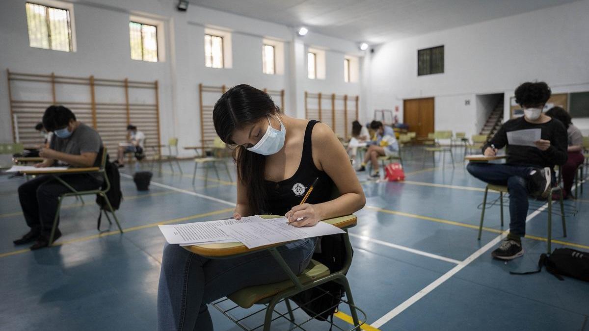 Curso universitario 2020-2021: aulas al 50%, mascarillas y control de acceso