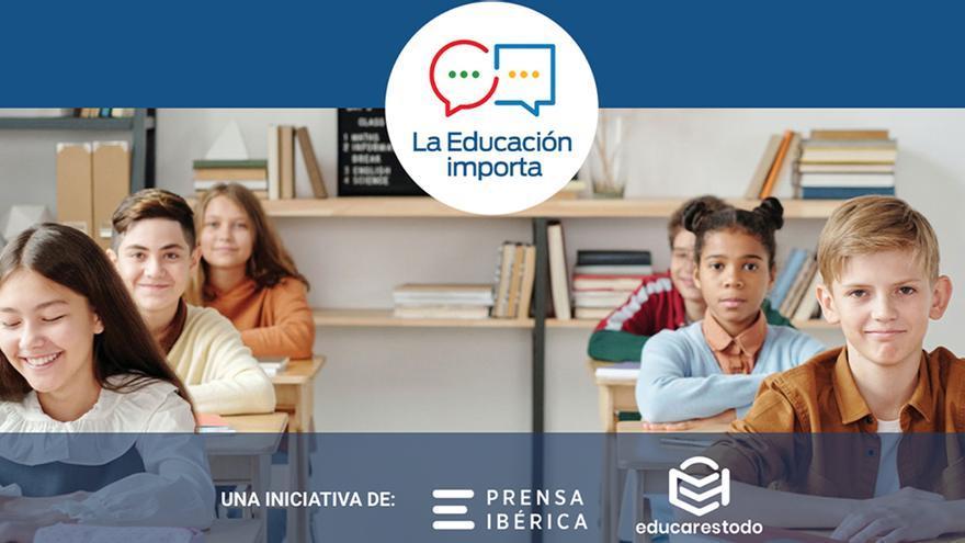 La educación importa, el evento online de educación para los que queremos cambiar el mundo