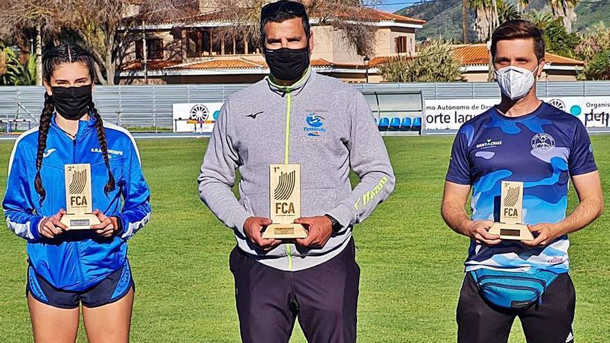 El Tenerife CajaCanarias hace doblete en la Copa de Clubes