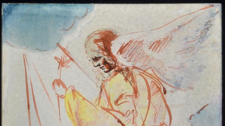 El Teatre-Museu de Figueres dedica una exposició a les il·lustracions de Dalí per a 'La Divina Comèdia' de Dante