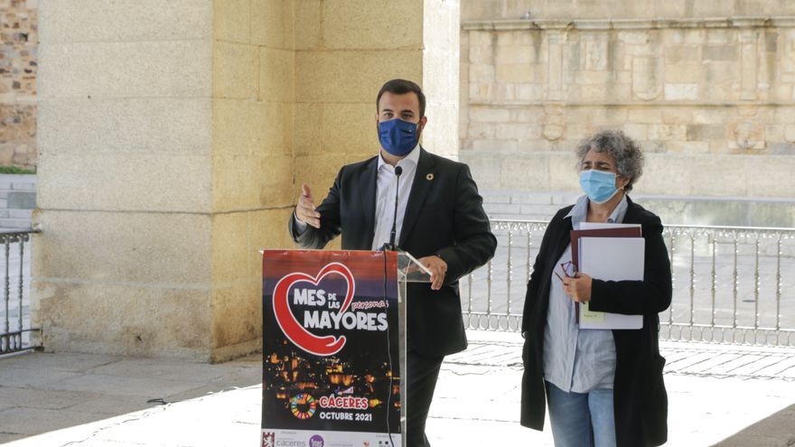 Cáceres recibirá de la Junta 483.477 euros para ayudas de apoyo social