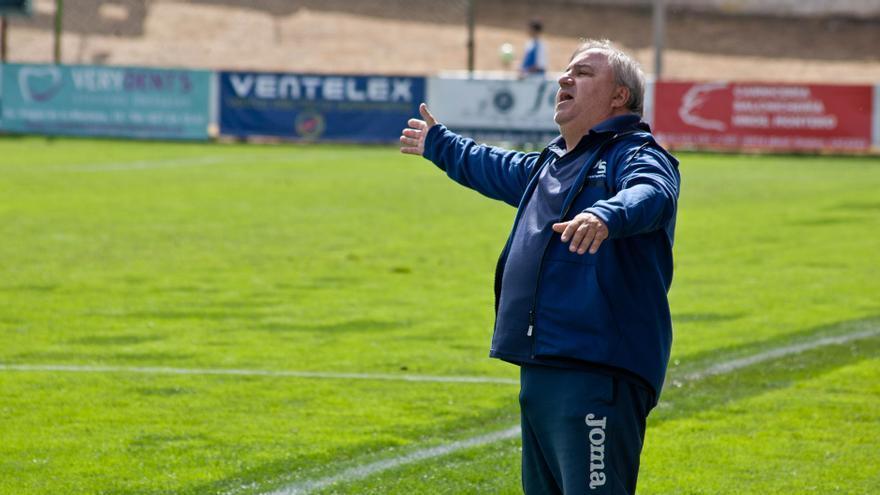 Adolfo Senso volverá a ser el entrenador del Diocesano
