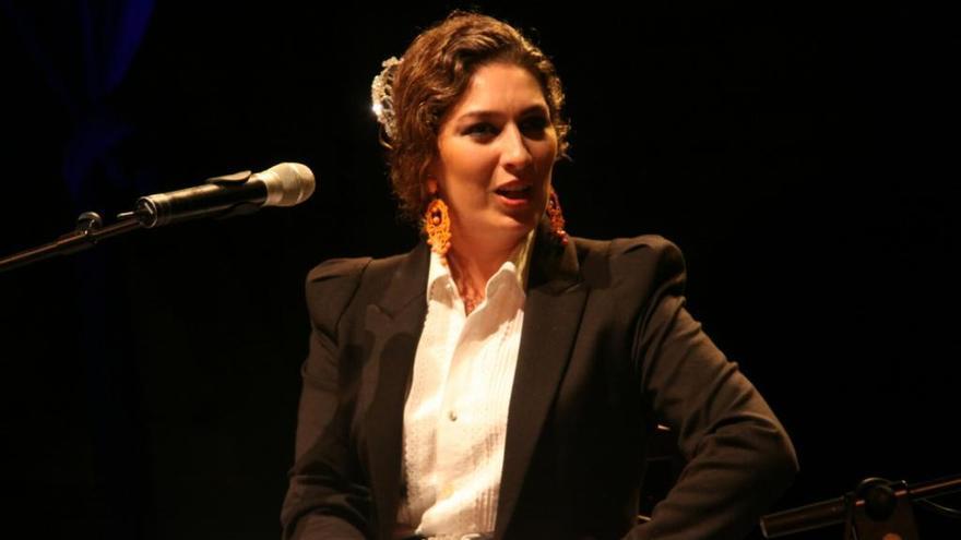 Suspendido el concierto de Estrella Morente en Lorca