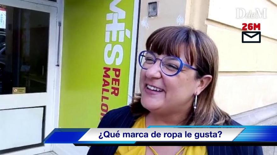 """Bel Busquets: """"Reduciremos aún más el impacto de la autovía Llucmajor-Campos, si es posible"""""""