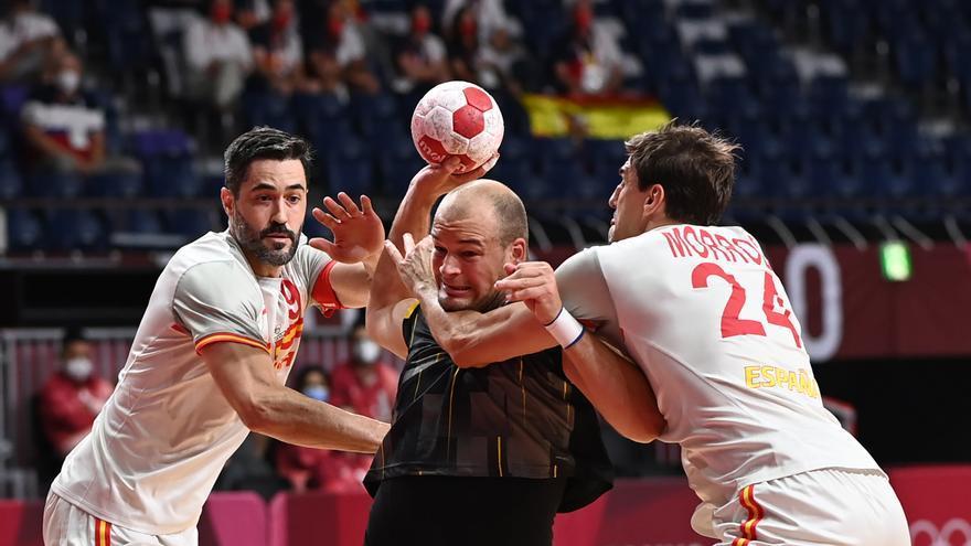 Los Hispanos debutan con una trabajadísima victoria ante Alemania