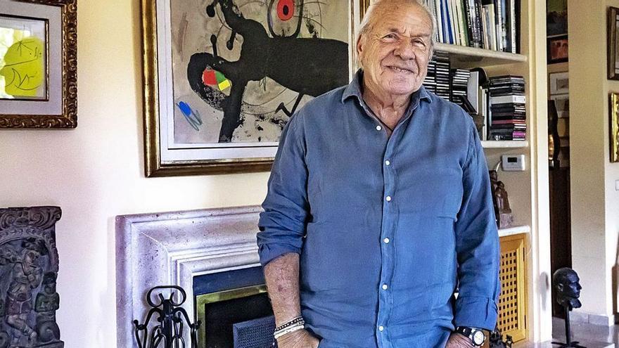 """Pep Pinya: """"La primera exposición de Miró en Mallorca fue el inicio de una revolución"""""""