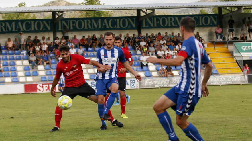 El Alcoyano acumula cinco bajas para iniciar la segunda vuelta contra el colista Benigànim