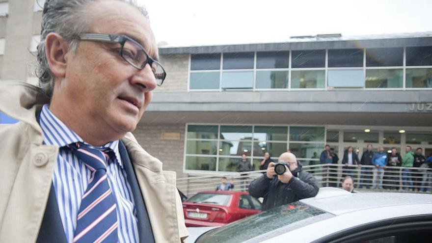 El expresidente del Racing, condenado a 3 años y medio de cárcel