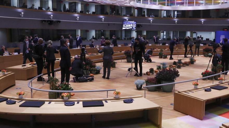La UE aprieta a Londres para lograr un acuerdo definitivo en las próximas semanas