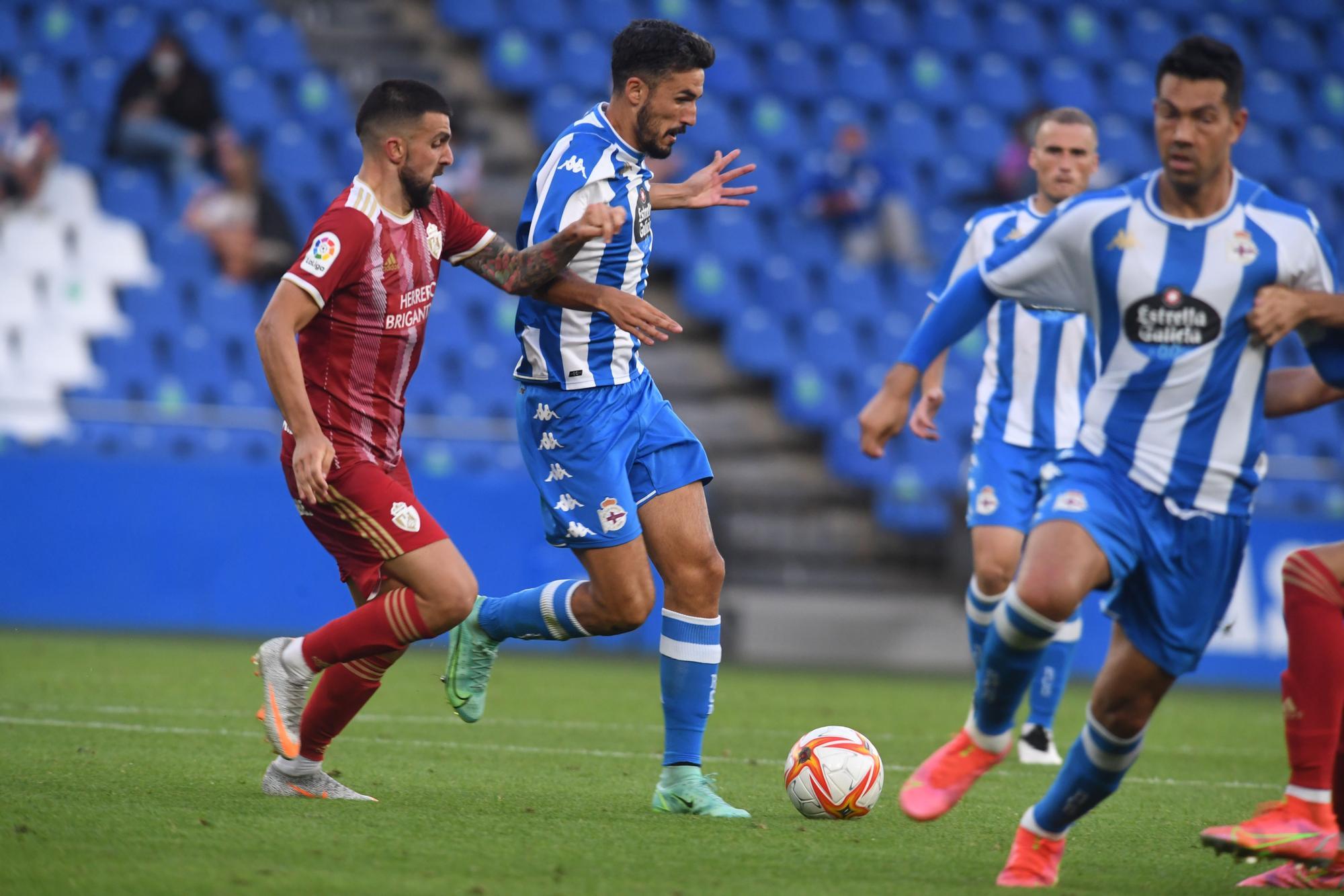 Trofeo Teresa Herrera | Deportivo 1 - 2 Ponferradina