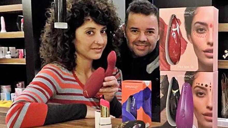 La moda del succionador de clítoris arrasa al sex-shop de Manresa