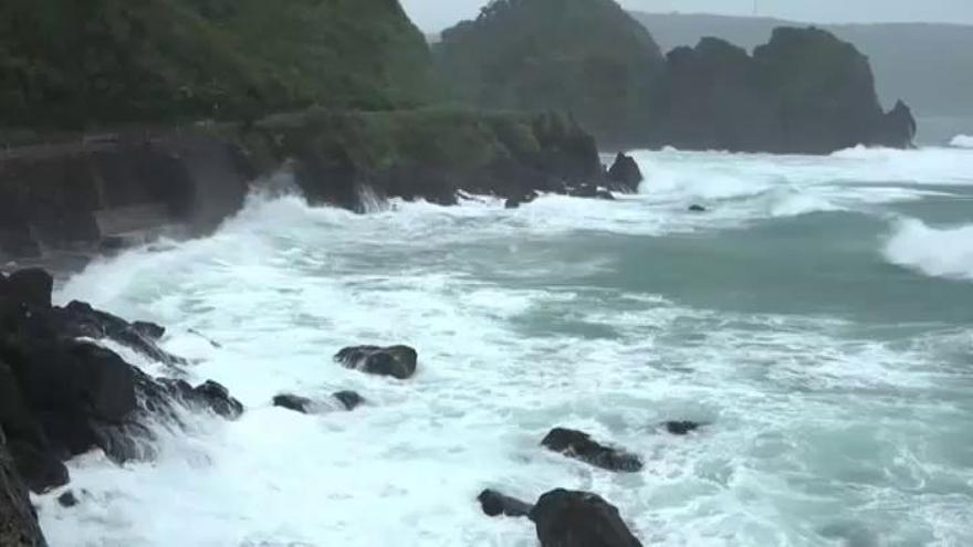 Japón ordena evacuar a 1,6 millones de personas por el huracán 'Haishen'