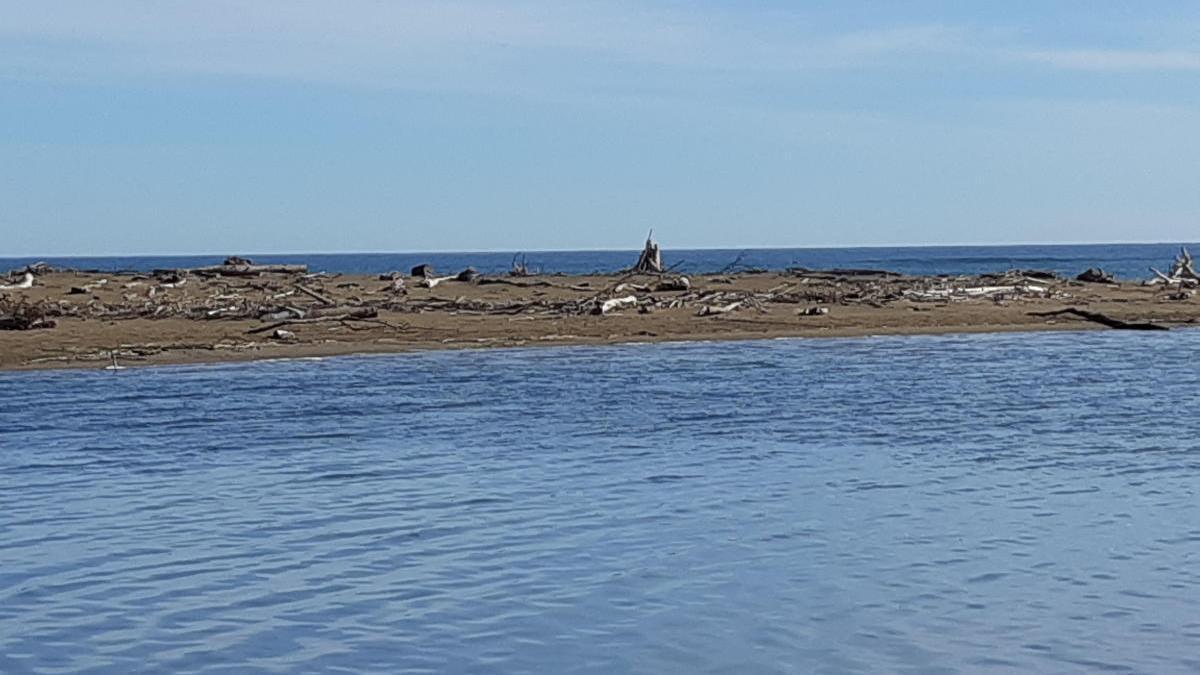 La platja de Sant Pere Pescador