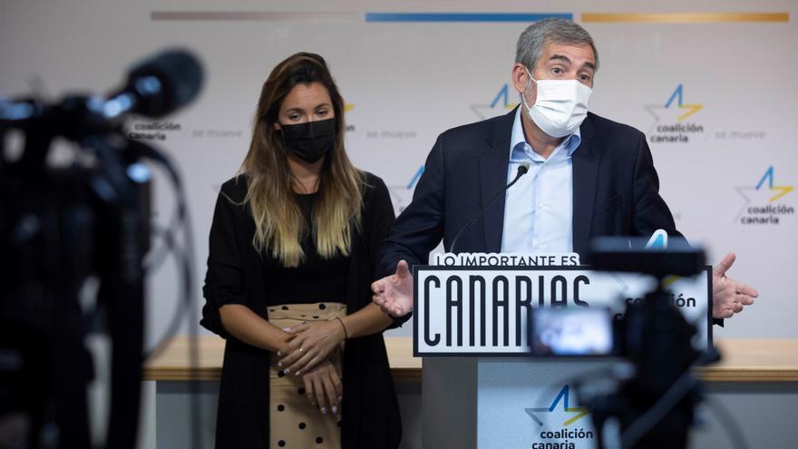 """CC cree que es """"inexplicable"""" que Canarias negocie el REF en los presupuestos"""