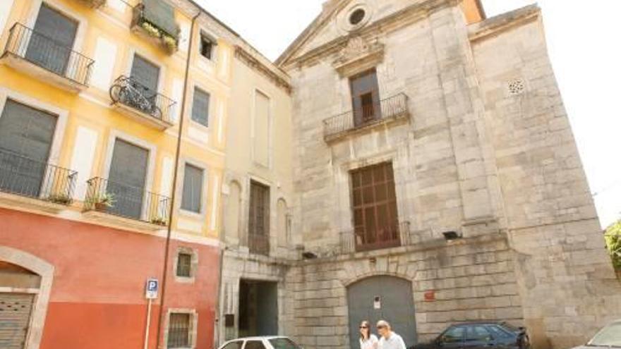 L'Arxiu Provincial, pendent del conveni amb Girona en plena crisi institucional