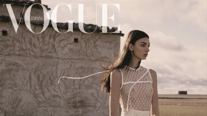 Villarrín de Campos y Villalpando, paisajes zamoranos de moda en la revista Vogue