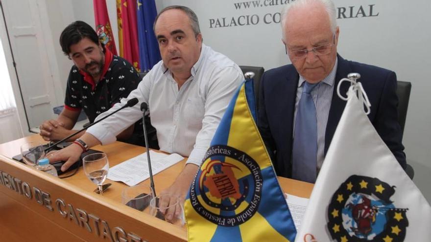 Cartagena acogerá un congreso internacional de fiestas históricas