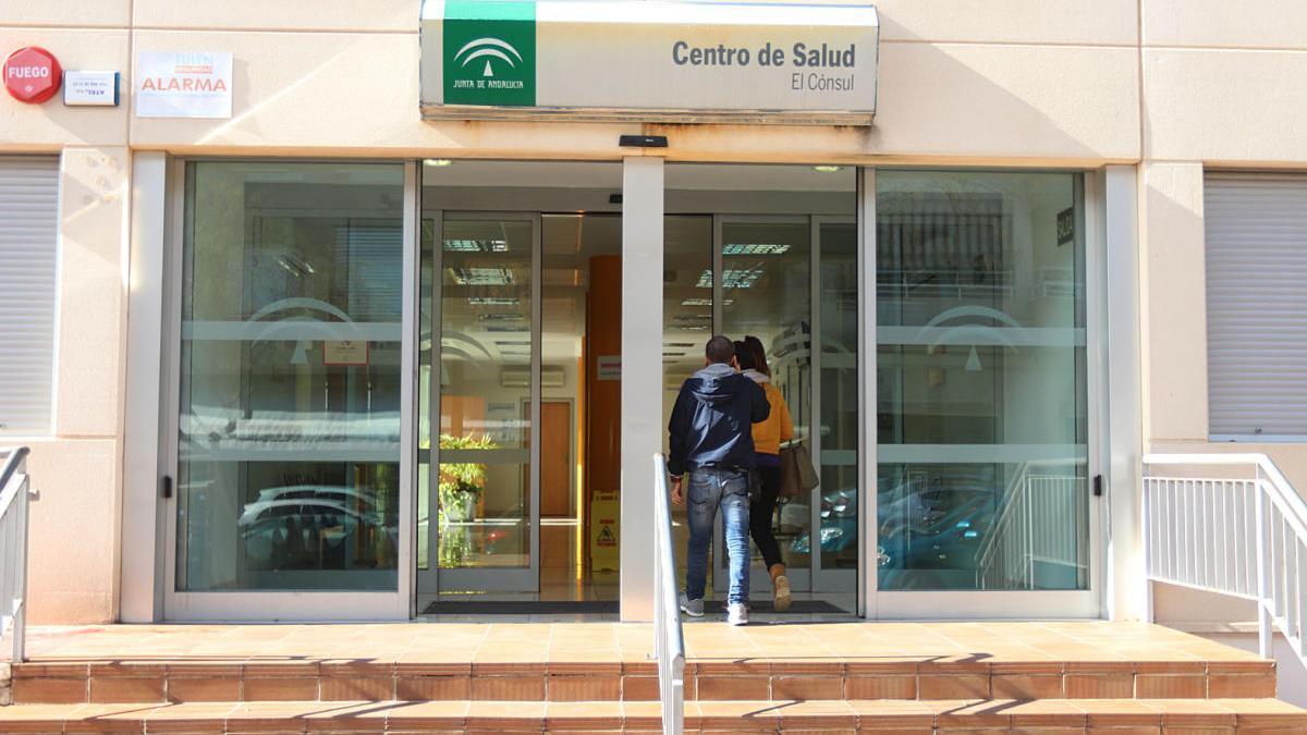 Centro de salud de El Cónsul.