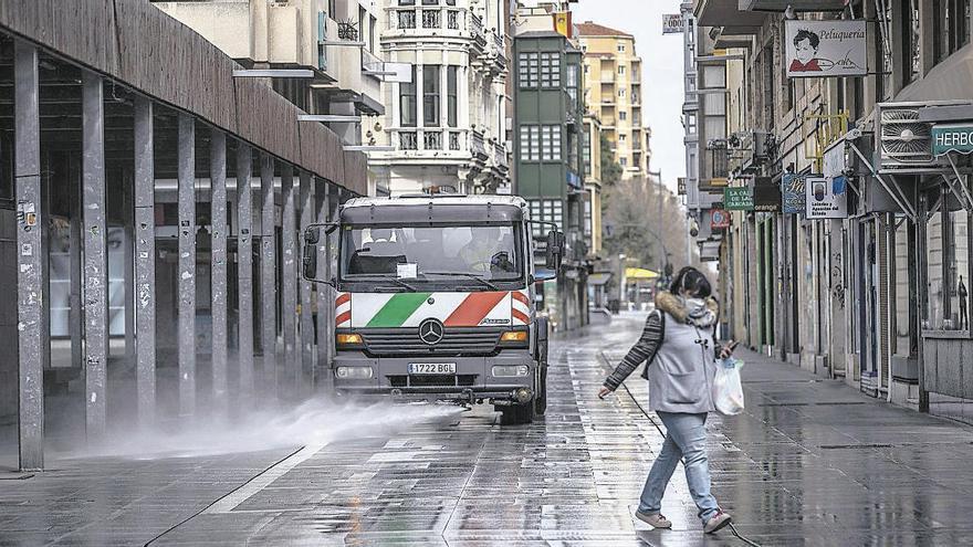 300 nuevas empresas echan el cierre en Zamora por la crisis del coronavirus
