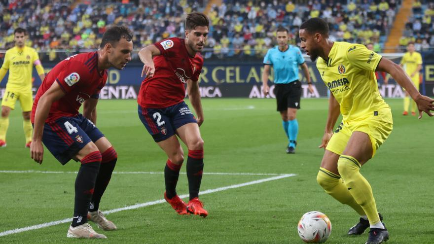 La crónica | El Villarreal empaqueta con papel de regalo un gol que da el triunfo a Osasuna (1-2)