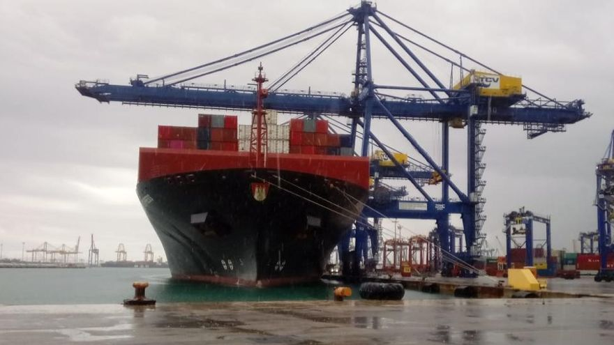 El puerto registra el mes pasado el tercer mejor julio de su historia pese a la pandemia