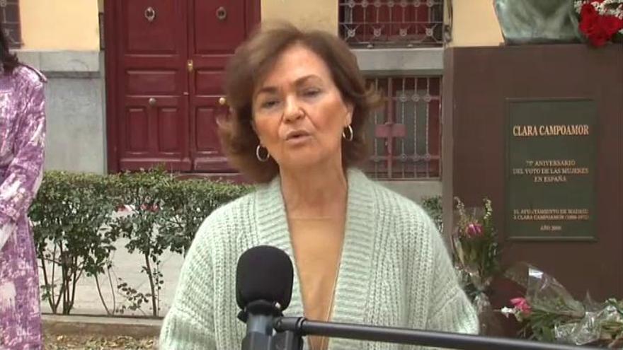 """Calvo critica a Ayuso por usar """"el juego de la política"""" durante la pandemia"""