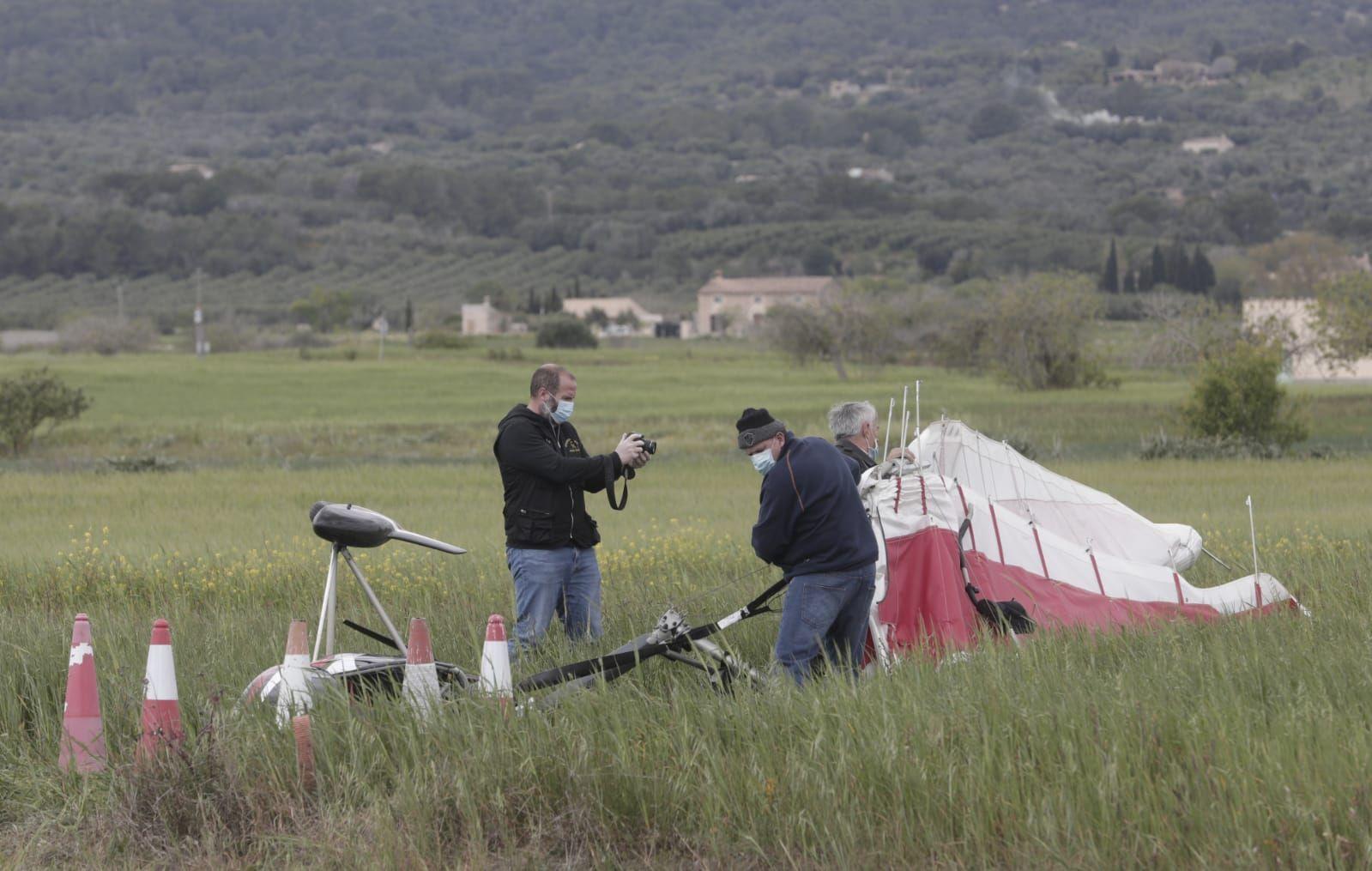 Muere un hombre en un accidente de ala delta en Vilafranca