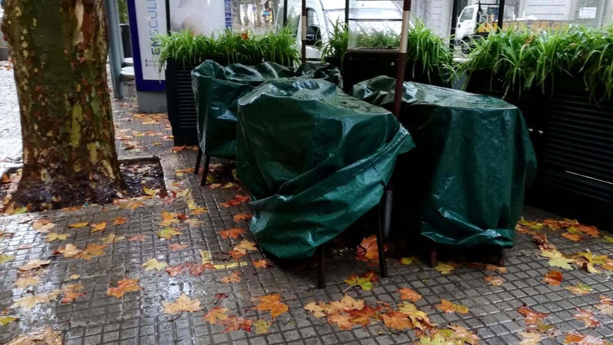 Activado el IG1 por lluvias y tormentas en Baleares