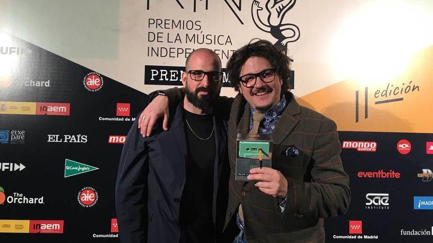 """""""Forma Antiqva"""" logra el Premio de la Música Independiente por su """"Concerto Zapico vol. 2"""""""
