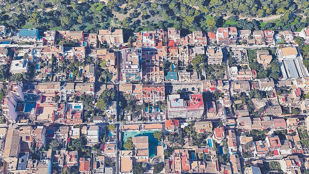 Palma: barrios degradados y barrios degenerados