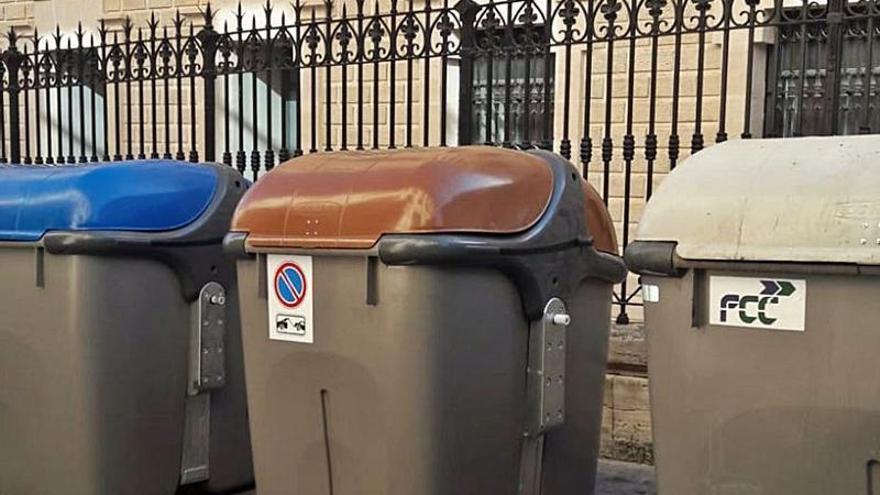 Alcoy llama a reciclar más materia orgánica tras el éxito de la nueva recogida