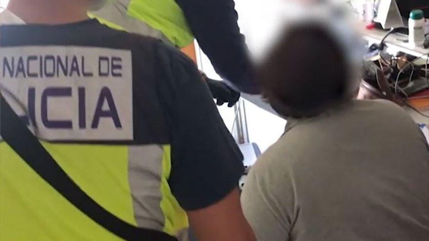Detenido en Marbella un hombre acusado de acosar sexualmente a casi 40 niñas