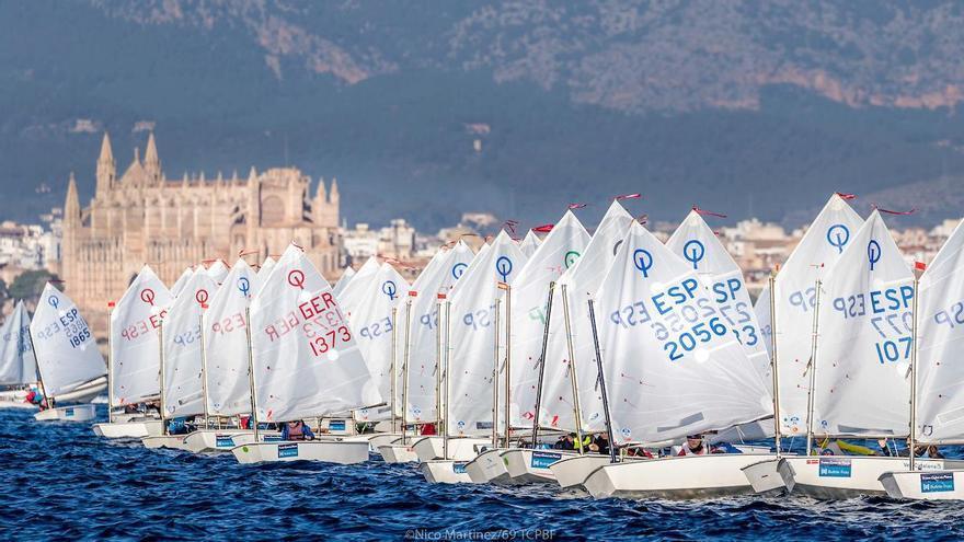 El Ciutat de Palma de vela se suspende por primera vez en 70 años