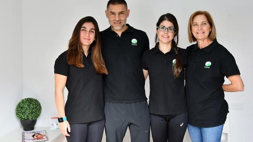 Fisenf: centro especializado en fisioterapia traumatológica, deportiva y geriatría en Telde