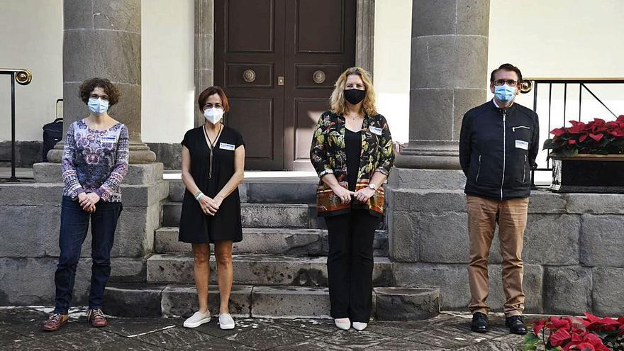 Declaración institucional en favor de los pacientes de ELA en el Parlamento