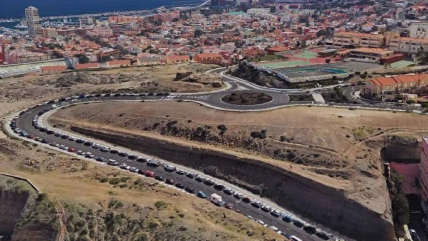 Urbanismo destina 400.000 euros a estabilizar laderas en La Minilla