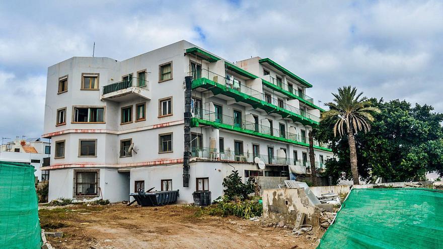 Esplendor y ruina del Villa Edén, el viejo hotel al que iban los ingleses