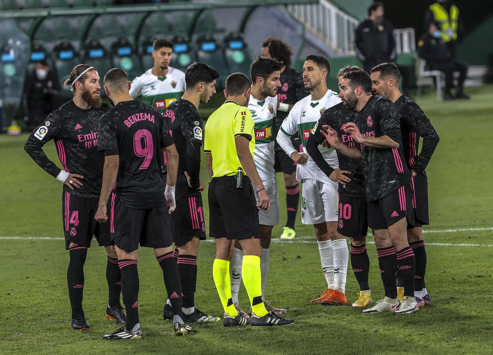 Elche CF - Real Madrid