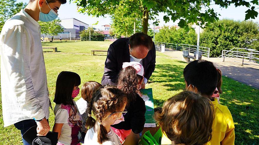 Verano verde para los más pequeños de Lalín