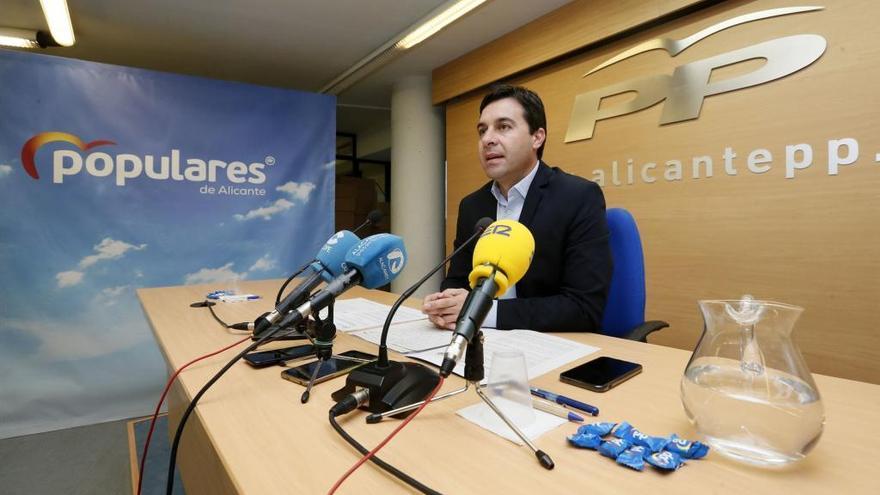 El PP vuelve llevar a la Diputación la defensa de la educación concertada