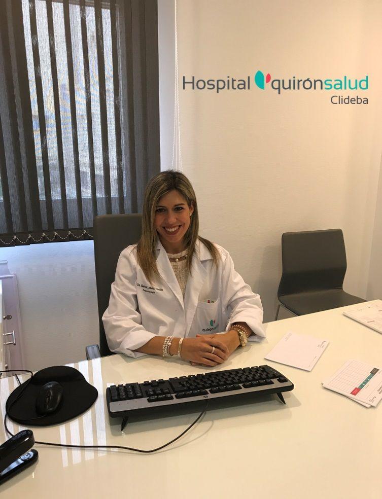 La especialista endocrina de Quirónsalud Clideba Claudia García Lobato