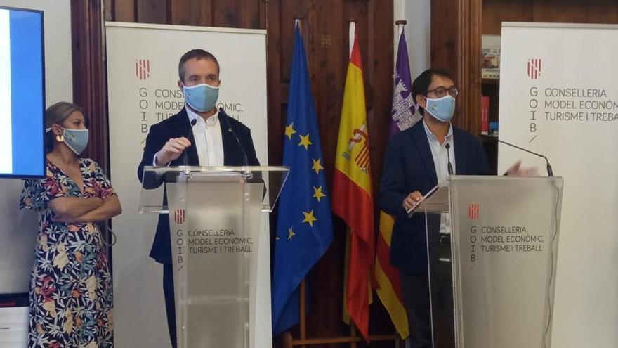 """Director de Turespaña: """"La recuperación turística de Baleares es la recuperación de España"""""""